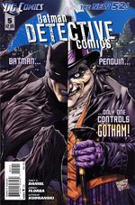 Batman - Detective Comics # 5