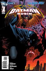 Batman & Robin # 1