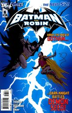 Batman & Robin # 6