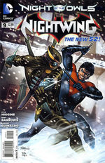 Nightwing # 9