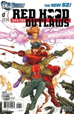 Red Hood and The Outlaws # 1