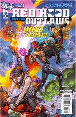 Red Hood and The Outlaws # 3