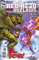 Red Hood and The Outlaws # 4