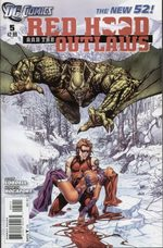 Red Hood and The Outlaws # 5