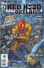 Red Hood and The Outlaws # 6