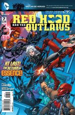 Red Hood and The Outlaws # 7