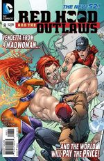 Red Hood and The Outlaws # 8