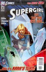 Supergirl # 4