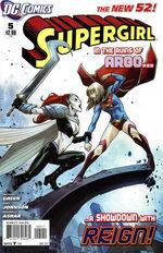 Supergirl # 5