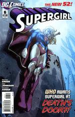 Supergirl # 6