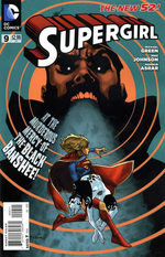 Supergirl # 9