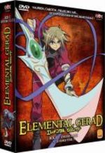 Elemental Gerad 1 Série TV animée
