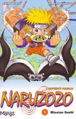 Naruzozo 1 Global manga