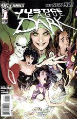 Justice League Dark # 1