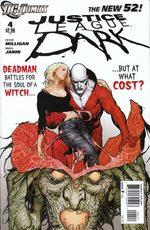 Justice League Dark # 4