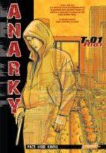 Anarky 1 Global manga