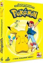 Pokémon - Film 4 : Célébi ou la Voix de la Forêt 1