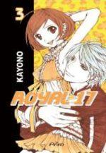 Royal 17 T.3 Manga