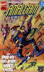 Marvel Crossover # 9