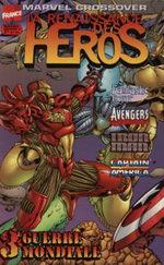 Marvel Crossover # 12