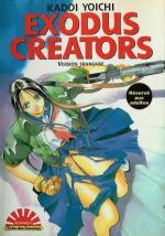 Exodus creators 1 Manga