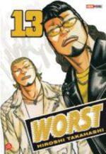 Worst 13 Manga