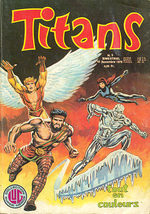 Titans # 5