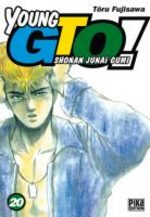 Young GTO ! 20 Manga