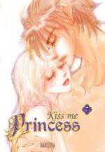 Kiss Me Princess T.7 Manhwa