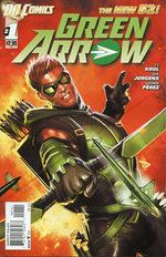 Green Arrow # 1