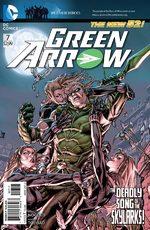 Green Arrow # 7