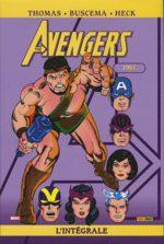 Avengers # 1967