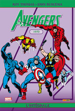 Avengers # 1970