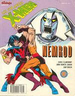 Les Etranges X-Men # 12