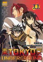 Tôkyô Underground 11 Manga