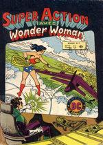 Super Action avec Wonder Woman 3