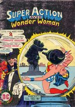 Super Action avec Wonder Woman 4