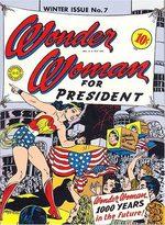 Wonder Woman # 7