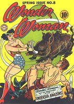 Wonder Woman # 8