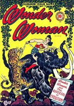 Wonder Woman # 9