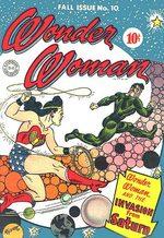 Wonder Woman # 10