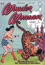 Wonder Woman # 15