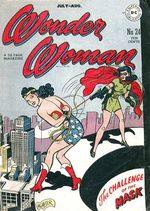 Wonder Woman # 24