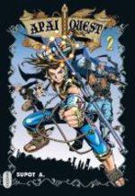Apai Quest 2 Global manga