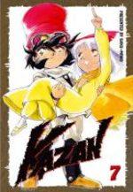 Kazan 7 Manga
