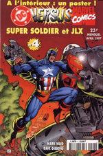 DC Versus Marvel # 4