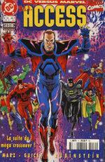 DC Versus Marvel # 10