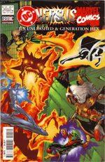 DC Versus Marvel # 12
