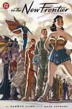 The New Frontier 1 Comics