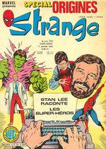 Strange Special Origines 133